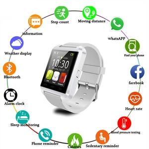 New Smartwatch Bluetooth For I