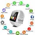 Nuevo reloj inteligente Bluetooth para IOS Android, Monitor de sueño, rastreador de Fitness, dispositivo portátil, reloj inteligente deportivo U8