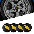 4 шт. 56 мм Центральная втулка колеса автомобиля крышки аксессуары для Chevrolet Tahoe Cruze Z71 Aveo Camaro Captiva равноденствие Impala Lacetti Malibu