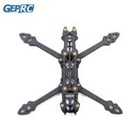 GEPRC Mark 4 FPV Racing Drone Frame Kit 5''/6''/7'' Qudcopter Frame 5mm Arm with 30.5*30.5/20*20mm mounting holes for RC