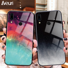 Colorful Glass Case For Huawei Nova 4 3 3i 2 Plus 2i 2S 5 5i