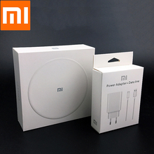 XiaoMi qi Wireless Charger 9V/1A Original Charge adapter For