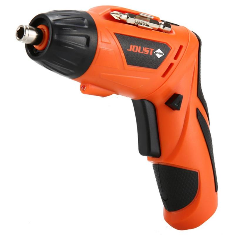 4.2V Cordless Electric Screwdriver USB Rechargeable Mini Hand Power Drill