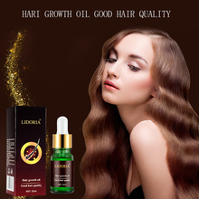 10ml Chinese Natural Hair Care Essential Oil Hair Nourishing