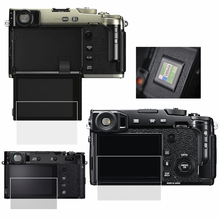 Guard-Cover Lcd-Screen-Protector Fuji X-Pro3 X-T4 XPRO2 Camera Tempered-Glass for Fuji/X-pro2/X-pro3/..