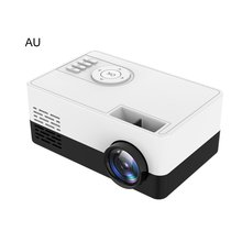 Projector 1080P J15 HD True Practical Stereo Sound-Quality Durable Super-Sense Home