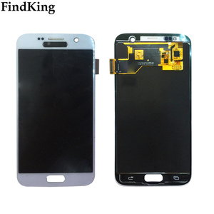 Image 1 - AMOLED LCD Display For Samsung Galaxy S7 G930 G930A G930F SM G930F LCD Display Touch Screen Assembly Digitizer Panel Tools