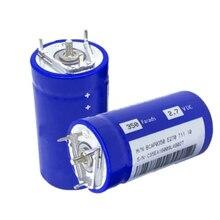 2 sztuk-24 sztuk nowa oryginalna super kondensator Fala kondensator 350F 2.7V 350F 2.7V350F 350F2.7V 35X60MM