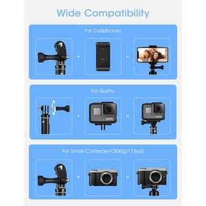 Image 3 - Mpow 074 Bluetooth Selfie Stick palo de Selfie extensible trípode incorporado GoPro, soporte de trípode desmontable para Selfie para teléfono