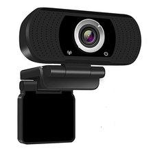 Веб камера hd 720p мини компьютер веб для ПК с микрофоном вращающаяся