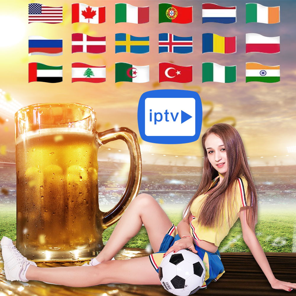IptvPLAYER IPTV M3U Subscription Live TV VD Series Adult XXX Channels Support Android IOS Windows Xtream M3U SMART IPTV ENIGMA