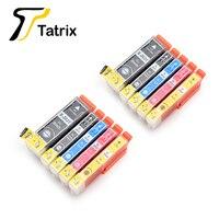 Tatrix Compatible Ink Cartridge for Epson 26XL T2621 T2631 For Epson XP-510 XP-520 XP-600 XP-605 XP-610 XP-615 XP-620 XP-625 etc