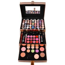 Magic Make-Up Kit Make-Up Set Box Professionele Make Volledige Koffer Make-Up Set Lipstick Make-Up Kwasten Set Highquality Makeuptools(China)