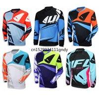 2020 Enduro Jeresy koszulka zjazdowa MTB Offroad długie motocyklowe długie koszulki rowerowe wyścigi konna dla mężczyzn MTB T Shirt DH MX Jersey w Koszulki rowerowe od Sport i rozrywka na