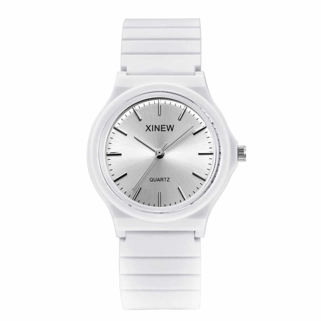 Men'S Watch 2019 Fashion Luxury Brand Unisex Children Sports  Silicone Watch Analog Quartz Wristwatch Relogio Masculino