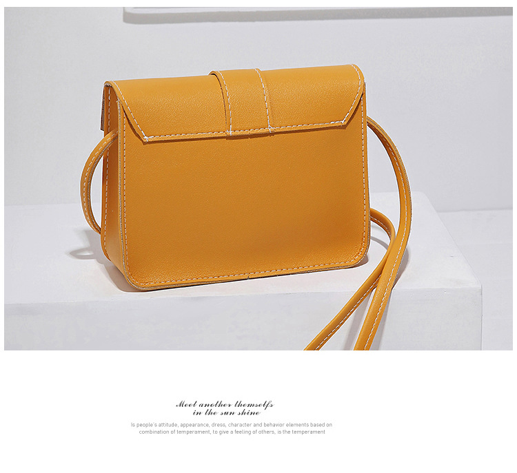 H931c3908eb5240fb93d8ba4d6154fd7ai Fashion Small Crossbody Bags for Women 2019 Mini PU Leather Shoulder Messenger Bag for Girl Yellow Bolsas Ladies Phone Purse