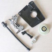 Oil-Drive-Pump-Kit 45CC Chinese Chainsaw 5800 4500 52CC for 4500/5800/45cc/52cc 58cc-Pump-Cover