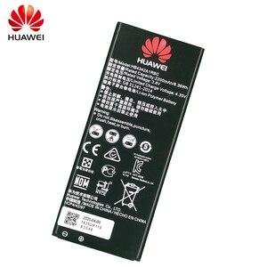 Image 2 - 100% מקורי סוללה עבור Huawei honor 4A כבוד 5A LYO L21 y5II Y5 השני Ascend 5 + Y6 SCL TL00 CUN U29 2200mAH HB4342A1RBC