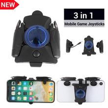 2019 New 3 in 1 Mobile Game Joystick Creative Gaming Fire Bu
