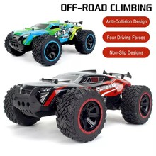 High Speed RC Car Remote Control Off Road Racing Cars Vehicle 2.4Ghz Crawlers Electric Monster Truck Car Toy Gift for Boy