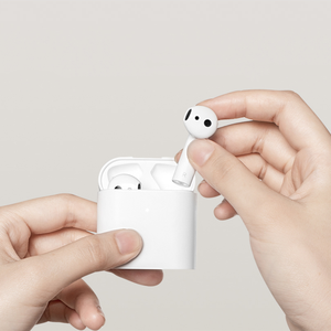 Image 4 - 2020 Original Xiaomi Airdots Pro 2s Wireless Earphone TWS Mi True Earbuds Air 2s wireless Stereo Control With Mic Handsfree