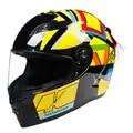 Motorrad Helm Full Face Bunte Kask Helm Casco De Moto Casco Motocross DOT Zertifiziert Off Road Für Mann Professionelle Racing