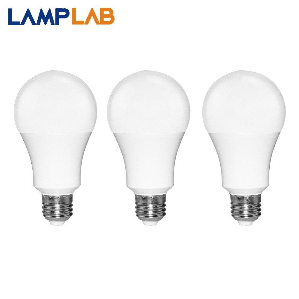 LED Ampoule E27 E14 3W 5W 6W 7W 9W 12W 15W 18W Ampoule spot 220V maison lampe de Table décor lumière économie d'énergie Lampada Bombilla
