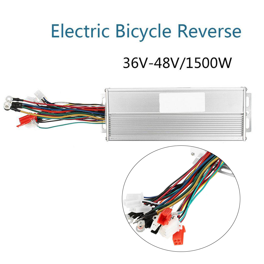 36-48V 1500W 45A Controller For Electric Bicycle E-bike Brushless Motor Controller Electric Bicycle Accessories