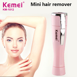 Mini electric hair removal device, ladies facial body painless epilator, girlfriend girlfriends birthday gift Christmas gift(China)