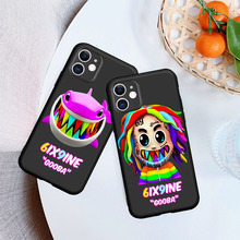 Cute Cool 6ix9ine gooba cartoon Cover Case For iPhone 8 7 6 6S Plus XR 10 11 Pro max X XS Max 5 5S SE silicone