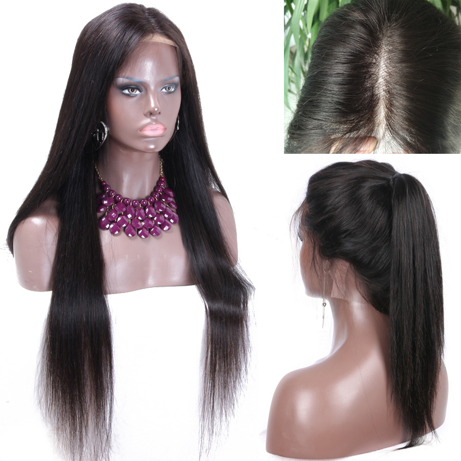 Silky-Straight-13x6-Lace-Front-Human-Hair-Wigs-For-Women-Glueless-With-Baby-Hair-Pre-Plucked