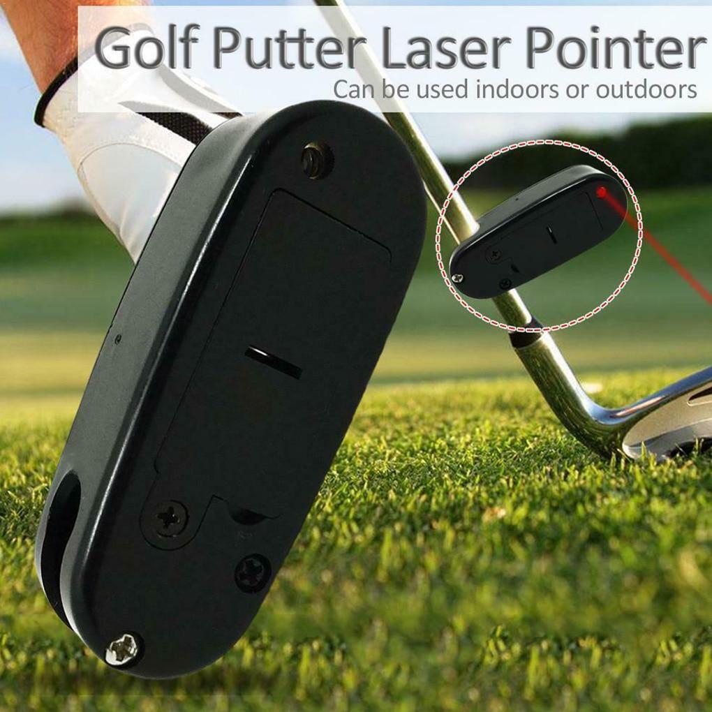 Golf Putter Zeiger Distanzmesswerkzeug Minigolf Putten Training - Golf - Foto 5