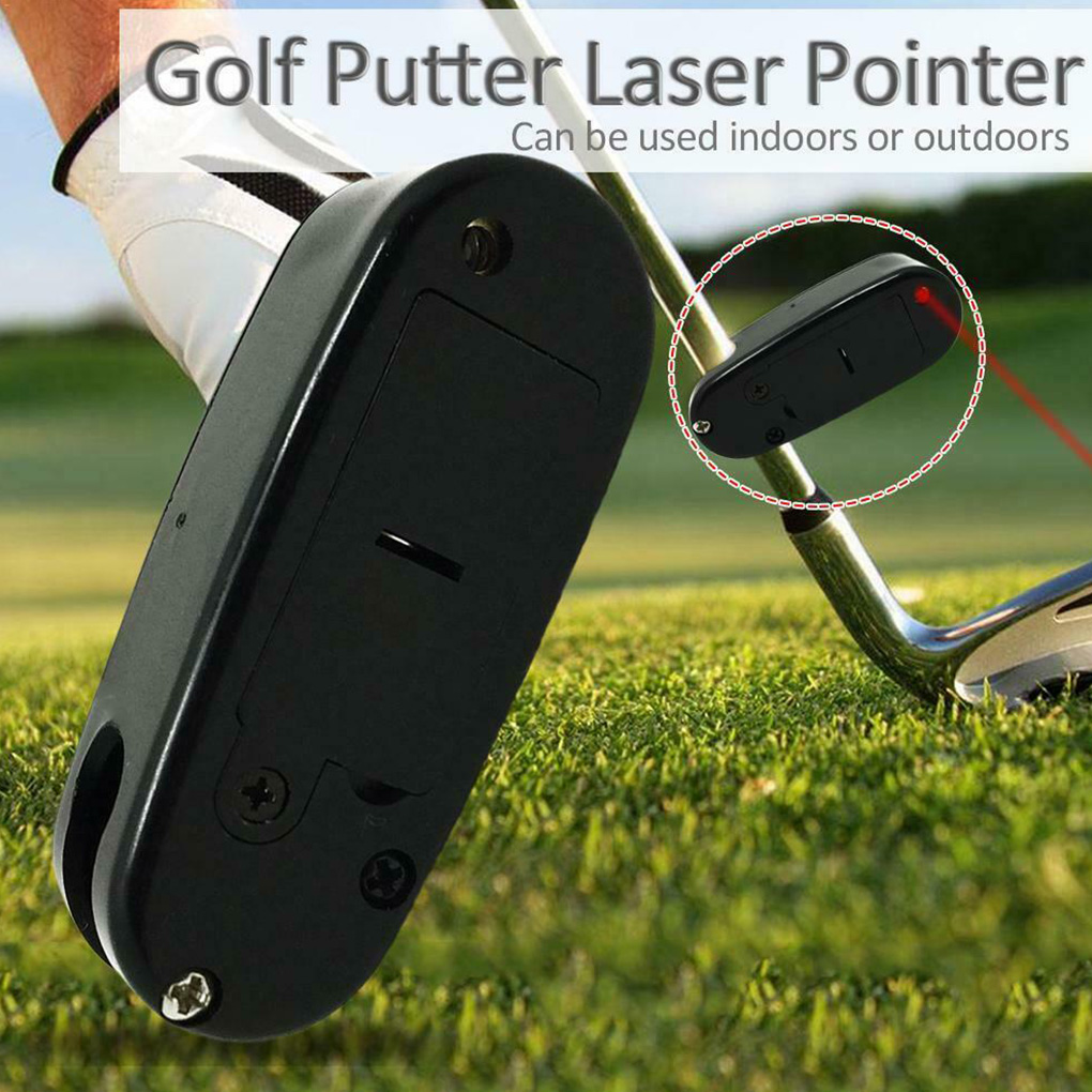 Golf putter pointer მანძილი საზომი - გოლფი - ფოტო 5