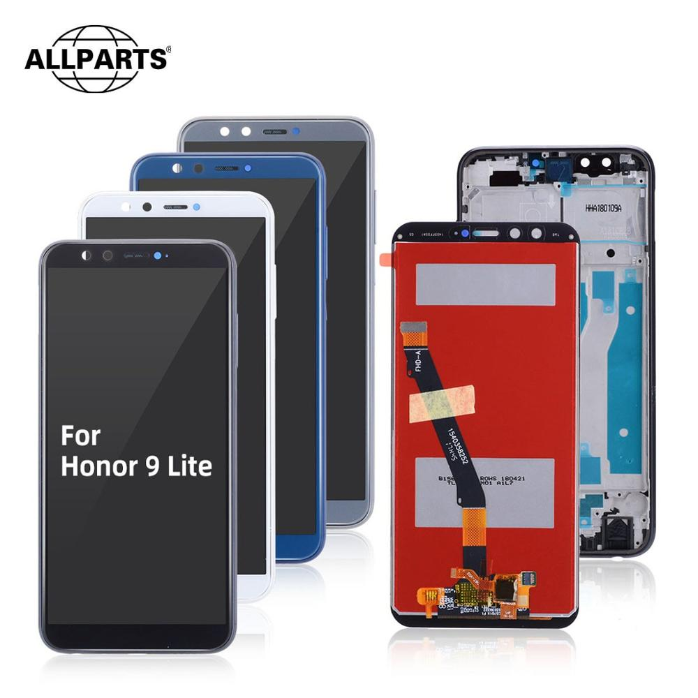 Original Für <font><b>Huawei</b></font> <font><b>Honor</b></font> <font><b>9</b></font> lite <font><b>LCD</b></font> <font><b>Display</b></font> Touch Screen Für <font><b>Huawei</b></font> Ehre <font><b>9</b></font> Lite <font><b>Display</b></font> <font><b>LCD</b></font> mit Rahmen Digitizer LLD L31 image