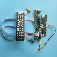 Für LTM190M2-L33 4 lampen Controller Board VGA AV 1440X900 19
