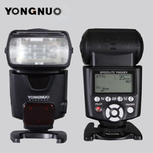 Yongnuo YN 500EX YN 500EX kablosuz yüksek hızlı Sync 1/8000 TTL Canon için flaş