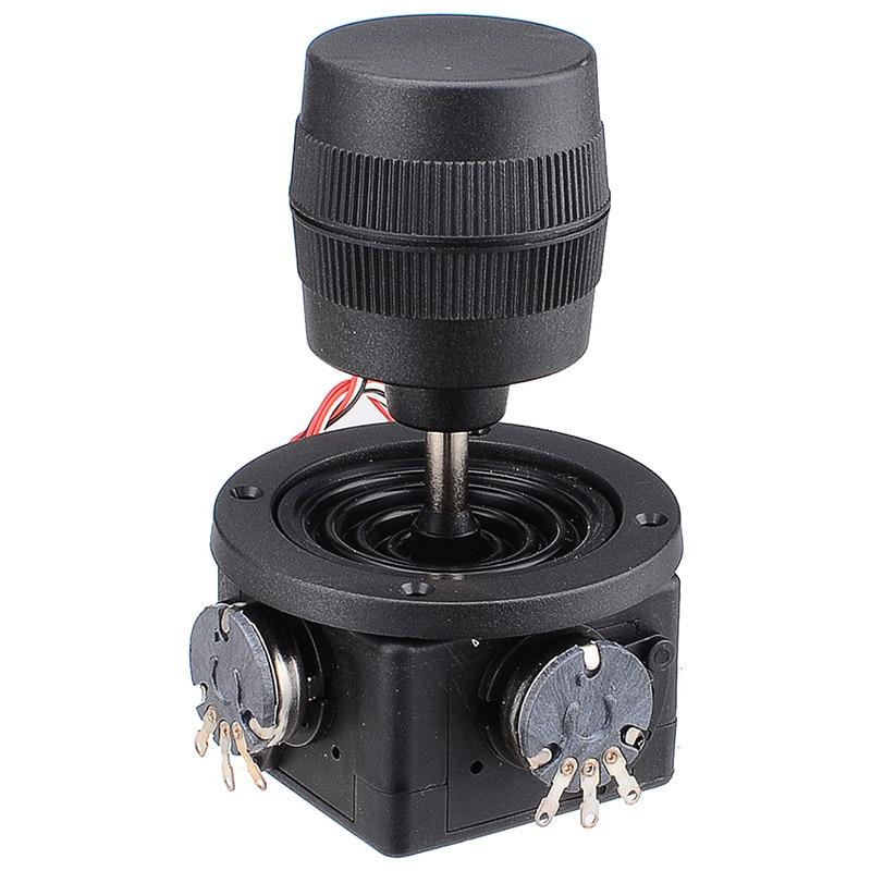 3-Axis Joystick Potentiometer R300B-M2 5K 3D Security Yuntai Control Ball Machine Keyboard Monitor Joystick