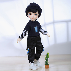 Image 3 - Shuga Fairy Pomy  1/6 Fullset BJD SD Dolls YoSD Littlefee Luts Resin Figures Ball Joint Toys Wig Shoes Eyes Clothes BWY