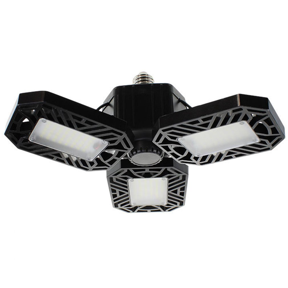 Led Garage Light Folding Light Deformable High Bay Light Factory Light Workshop Light Workshop Lighting Sense
