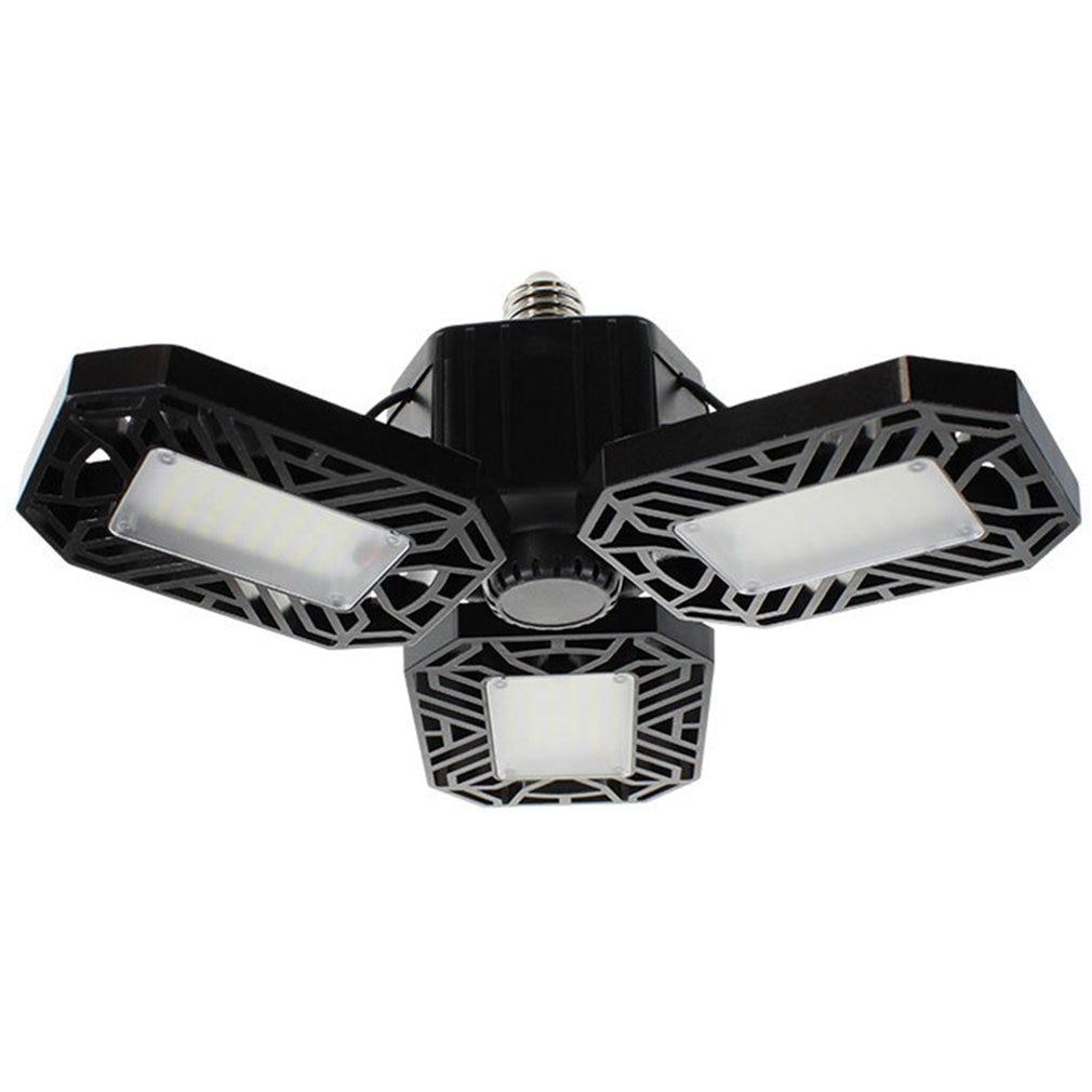 Led Garage Light Folding Light Deformable High Bay Light Factory Light Workshop Light Workshop Lighting Sense
