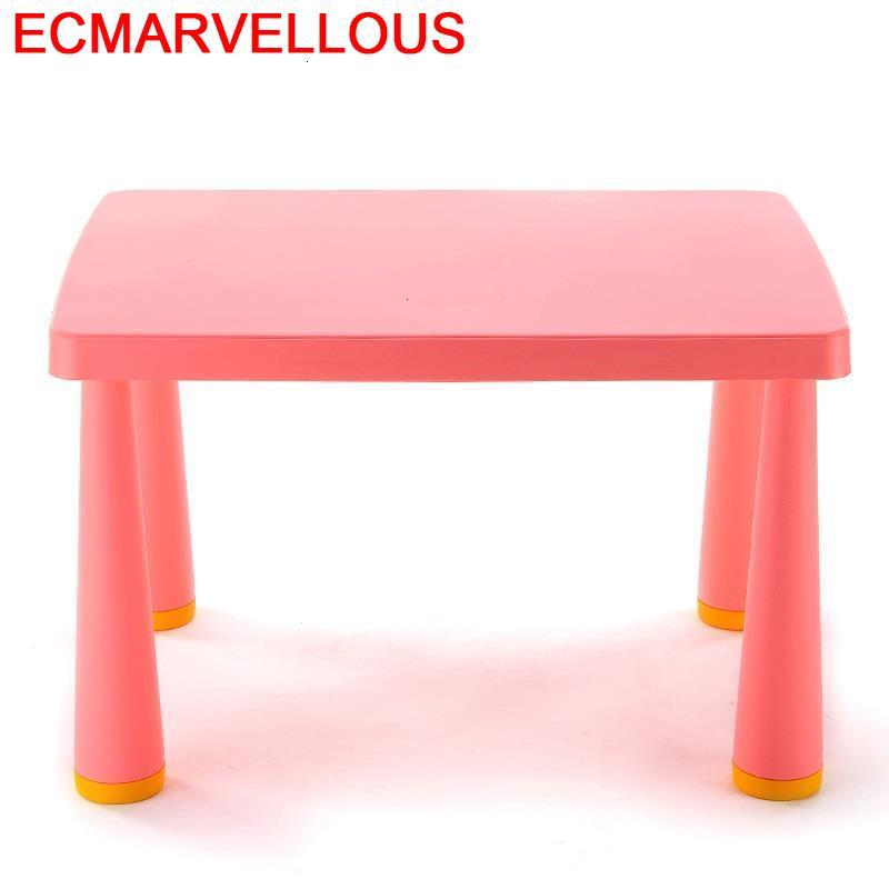 Escritorio Toddler Child Pour Scrivania Bambini Mesinha Kindergarten For Kids Study Mesa Infantil Bureau Enfant Children Table