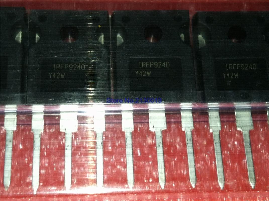 5pcs//lot IRFP9240PBF TO-247 IRFP9240 TO247 MOSFET P-CH 200V 12A in Stock