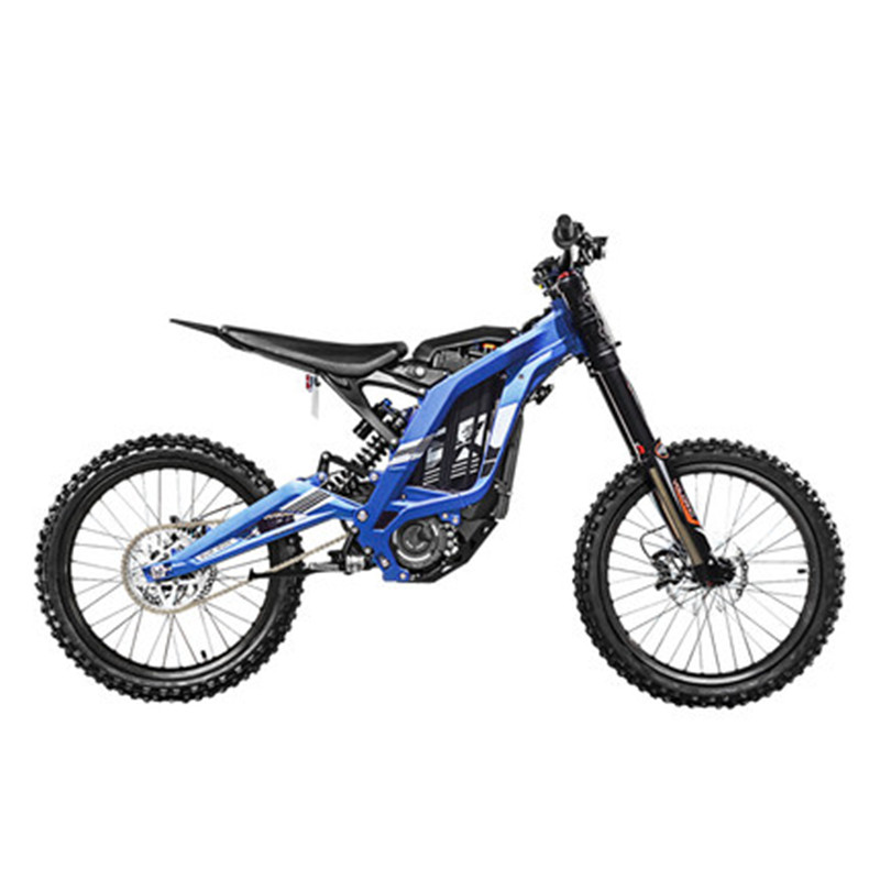 Electric motorcycle mountain cross-country bicycle mountain bike all-aluminum body 45 degree high torque 60V/32Ah/5400w 4