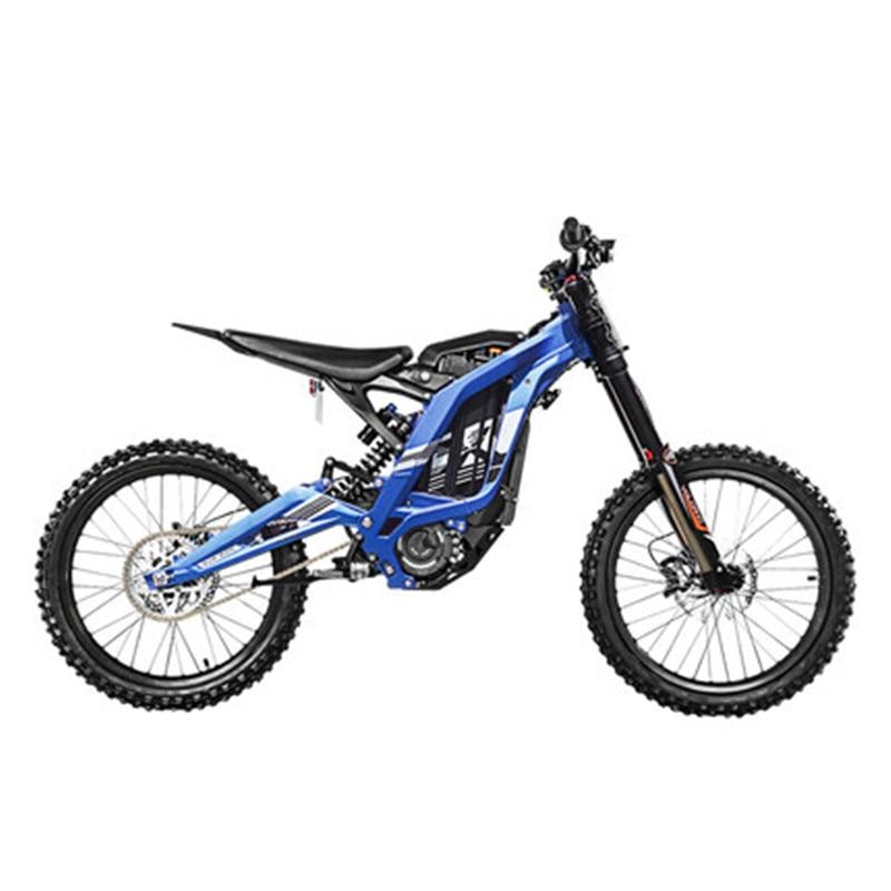 Bicicleta de Montaña de montaña eléctrica bicicleta de montaña todo aluminio cuerpo 45 grados alto par 60 V/ 32Ah/5400w - 4