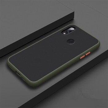 Перейти на Алиэкспресс и купить Для Motorola Moto G8 Plus Чехол Жесткий PC Прозрачный матовый тонкий защитный чехол на заднюю панель для Moto One Macro G8 Play G8Plus оболочка