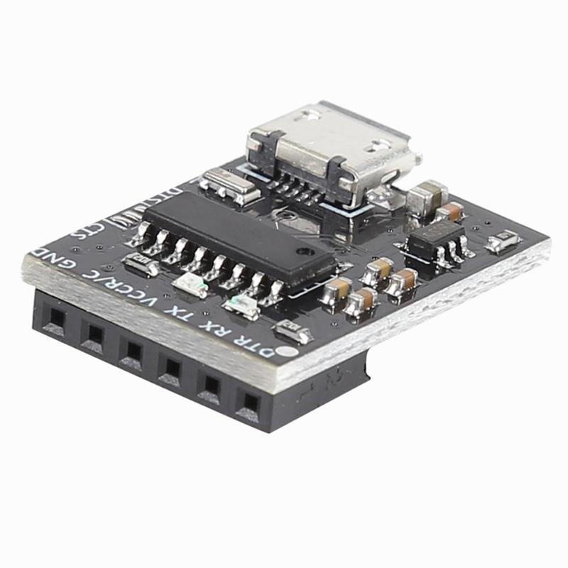 Для WEMOS Mini Breakout 5V 3,3 V CH340G USB для модуля последовательного адаптера