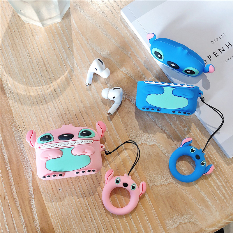 Cute 3D Silicone Case for AirPods Pro 7