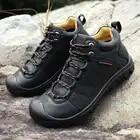 866 Top Quality Boots Men Winter 2019 Genuine Leather Handmade Brand Warmest Winter Men shoes #BG1568