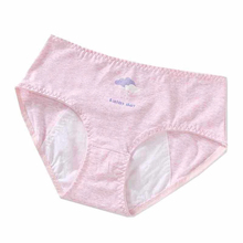 Leakproof Women Menstrual Panties Breathable Fast Absorbant Sweet Brie