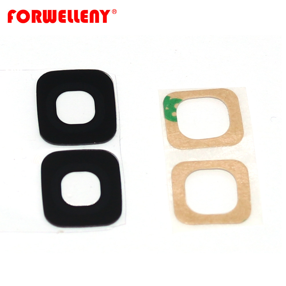 For Samsung Galaxy S9 <font><b>G960</b></font> G9600 Rear <font><b>Back</b></font> Camera Lens Repair Cover Glass Replacement parts image